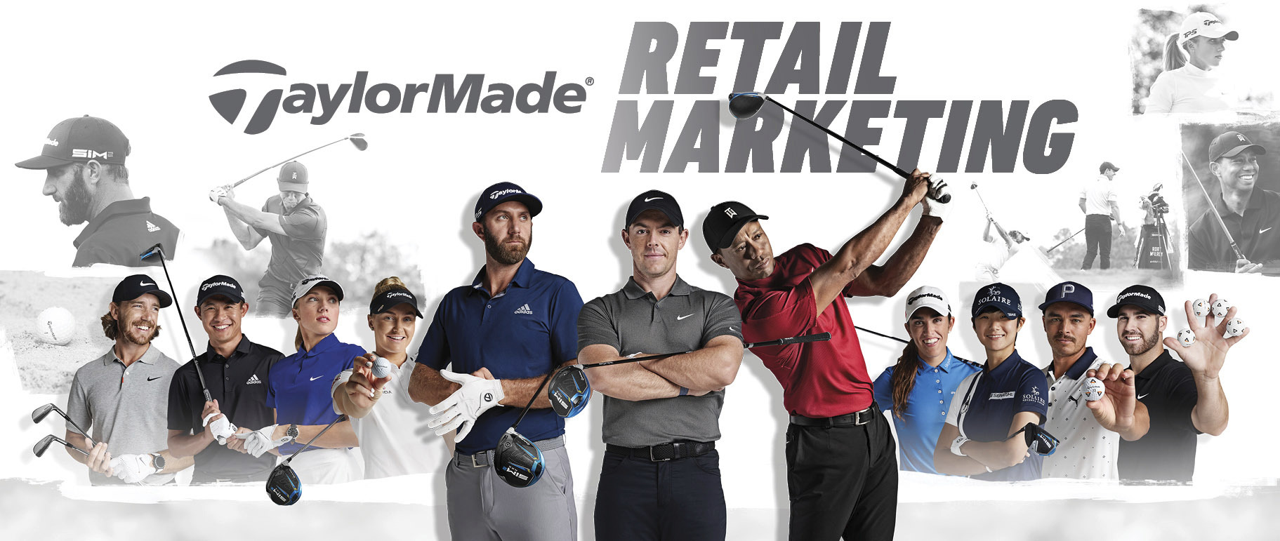 TaylorMade Retail Marketing