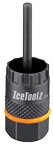 IceToolz Shimano Cassette Tool with Guide Pin THUMBNAIL