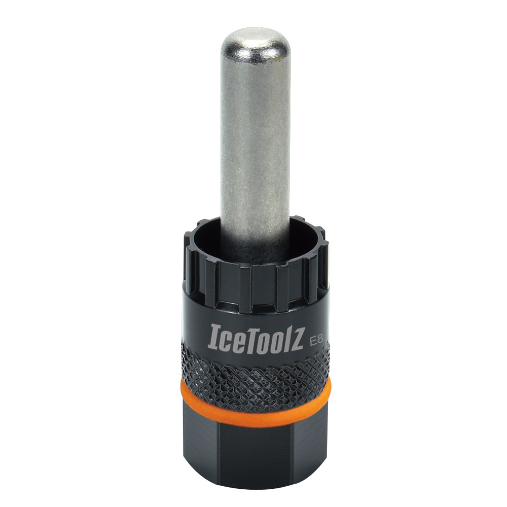 IceToolz Cassette Lockring Tool with 12mm Guide Pin