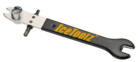IceToolz Track Bike Pedal Wrench
