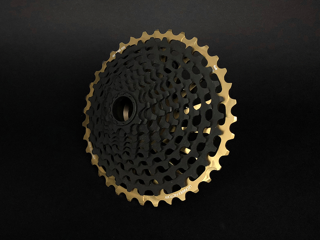 Leonardi Factory General Lee 936 V11 - 11 Speed Cassette MAIN