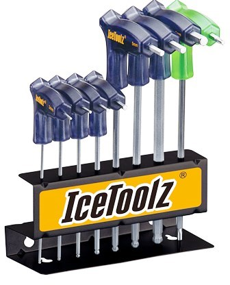 IceToolz TwinHead Wrench Set MAIN