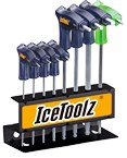 IceToolz TwinHead Wrench Set THUMBNAIL