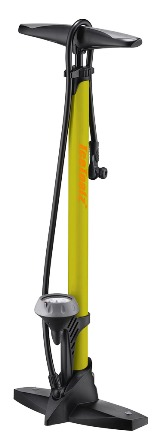 IceToolz Sport High Pressure Steel Floor Pump MAIN
