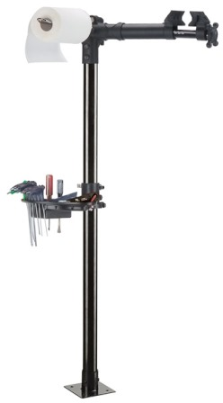 IceToolz Floor Repair Stand-Single Clamp MAIN