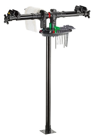 IceToolz Floor Repair Stand-Dual Clamp MAIN