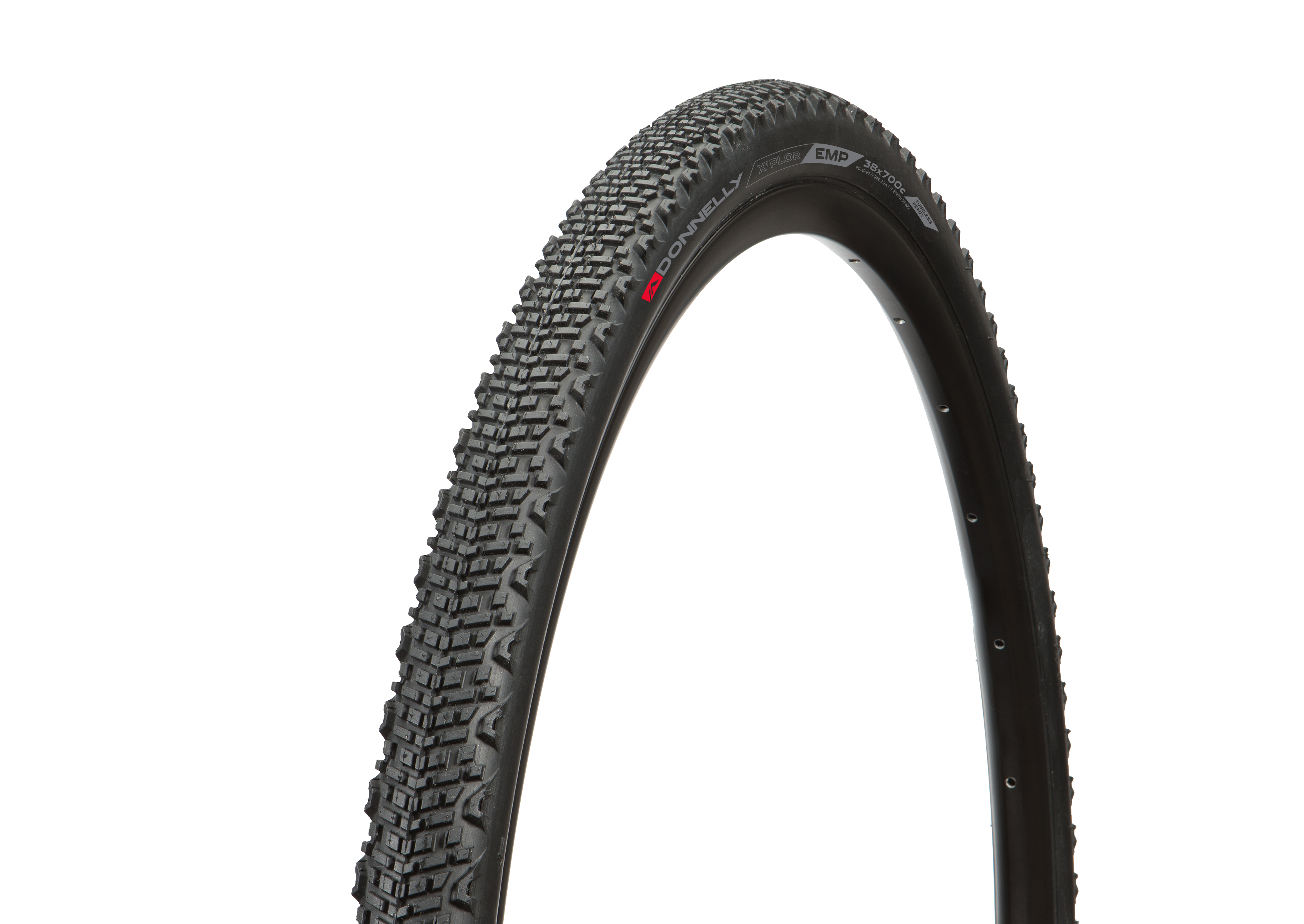 Donnelly EMP Mixed Terrain Adventure Gravel Bicycle Tires THUMBNAIL