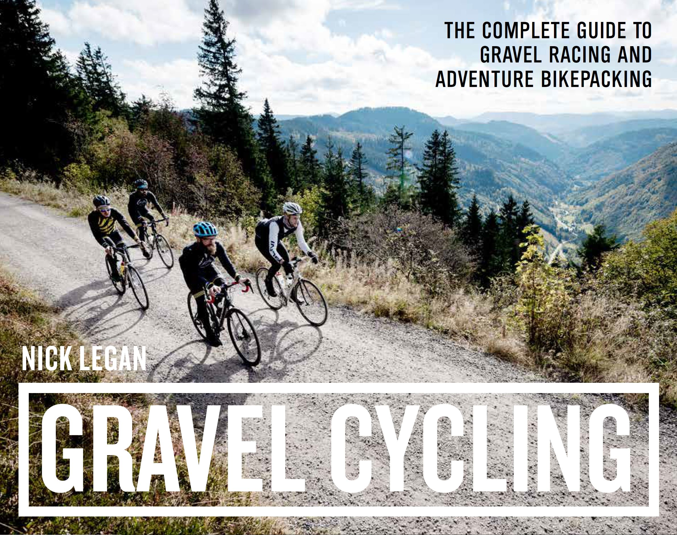 Gravel Cycling Book THUMBNAIL