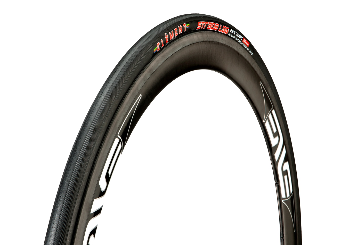 Clement Strada LGG Wire Bead Tires THUMBNAIL