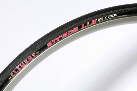 Road training and racing performance tire