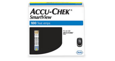 Roche Accu-Chek SmartView Test Strips MAIN