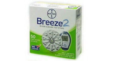 Ascensia Breeze 2 Test Strips_MAIN