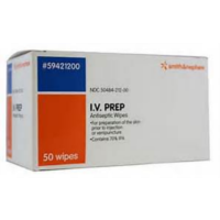 Smith & Nephew I.V. Prep Antiseptic Wipes_THUMBNAIL
