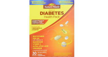 Nature Made Diabetes Health Pack Vitamins MAIN