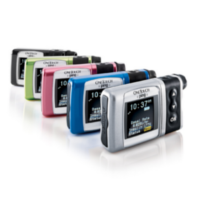 Animas OneTouch Ping Insulin Pump Blue