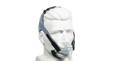Optilife Nasal Pillow Mask with Headgear MAIN