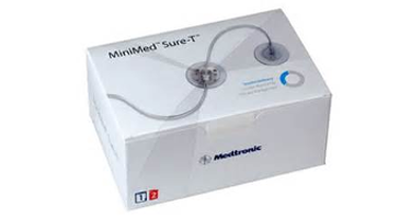 "Medtronic MiniMed Paradigm Sure-T 10/32"" Infusion Set MAIN"