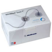 "Medtronic MiniMed Paradigm Sure-T 6/18"" Infusion Set THUMBNAIL"