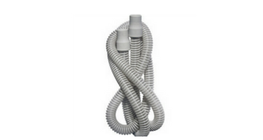 SUNSET DURABLE CPAP TUBING 4' 19MM ID/ 22MM CUFF-GRAY MAIN