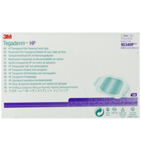 3M Tegaderm HP Transparent Film Dressing Frame Style THUMBNAIL