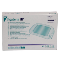 3M Tegaderm HP Transparent Film Dressing Frame Style