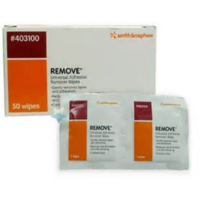Smith & Nephew Uni-Solve Adhesive Remove Wipes