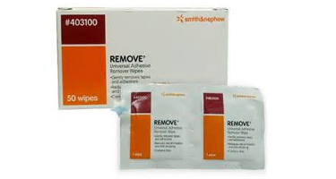 Smith & Nephew Uni-Solve Adhesive Remove Wipes MAIN