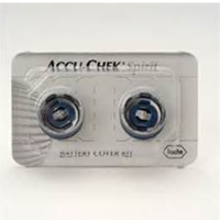 Roche Accu-Chek Spirit Battery Cover Kit