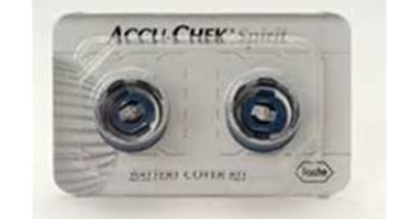 Roche Accu-Chek Spirit Battery Cover Kit MAIN