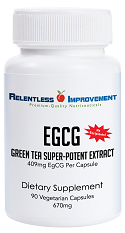 Green Tea / EGCG Extract High-Potency