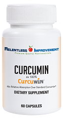 Curcumin as 100% CurcuWin MAIN