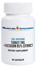 Fucoidan 85% Extract plus Full Spectrum Turkey Tail