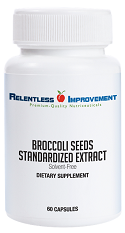 Broccoli Seeds Standardized Extract providing Sulforaphane THUMBNAIL