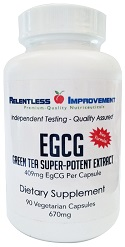 High-Potency Green Tea / EGCG Extract
