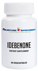 Idebenone 90 Count NEW now 300mg PER CAPSULE MAIN