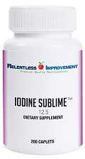 Iodine Sublime® 12.5 MAIN
