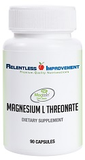 Magtein Magnesium-L-Threonate 90 ct 667mg