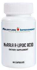 R-Lipoic Acid | Na-R-ALA (Stabilized R-Lipoic Acid) 300mg MAIN