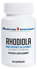 Rhodiola High-Potency 5% Extract