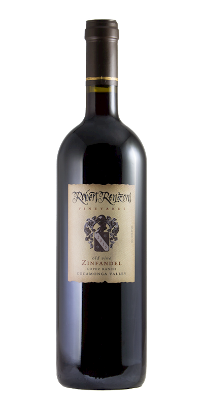 2015 Old Vine Zinfandel LARGE