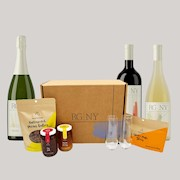 """Loves Wine"" Holiday Gift Box THUMBNAIL"