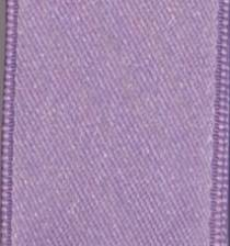 Wired Double Face Satin Ribbon - Lavender