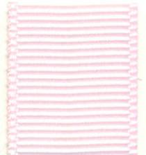 Grosgrain Ribbon (Solid) - Powder Pink