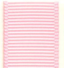 Grosgrain Ribbon (Solid) - Light Pink