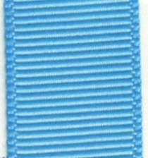Grosgrain Ribbon (Solid) - Blue Mist LARGE