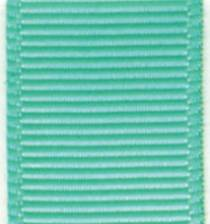 Grosgrain Ribbon (Solid) - Aqua