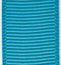 Grosgrain Ribbon (Solid) - Misty Turquoise
