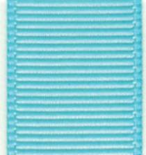 Grosgrain Ribbon (Solid) -Ocean Blue