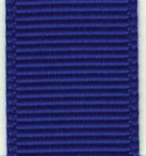 Grosgrain Ribbon (Solid) - Cobalt