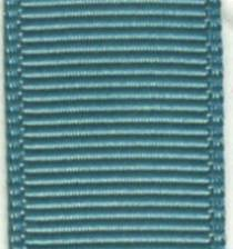 Grosgrain Ribbon (Solid) - Nile Blue